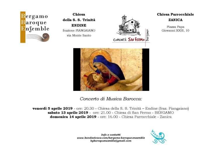 Bergamo baroque ensamble