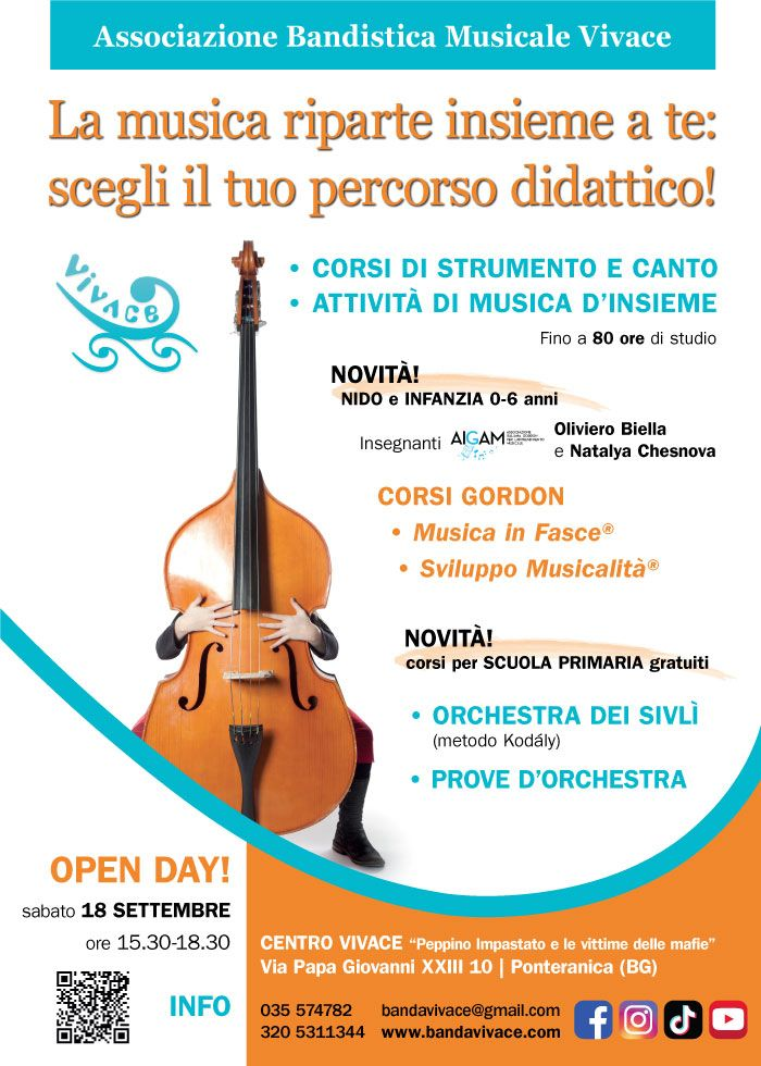VIVACE open day-2021-2022